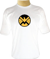 Camiseta Vingadores Shield