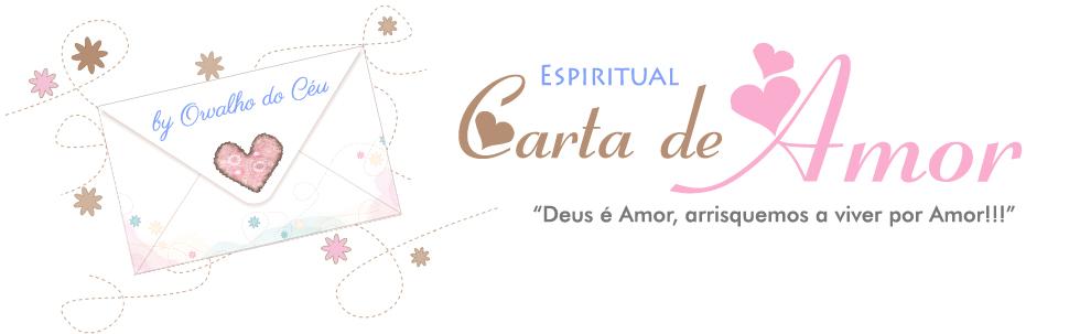 Espiritual-Carta de Amor
