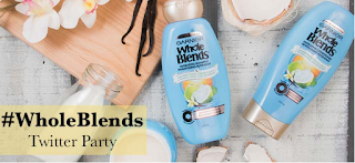 image Giveaway- Garnier #WholeBlends Twitter Party