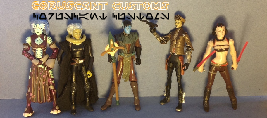 Coruscant Customs
