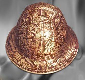 Crafts Copper Helmet (1)