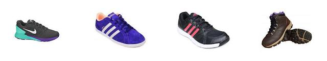 Gambar Sepatu Olahraga Wanita