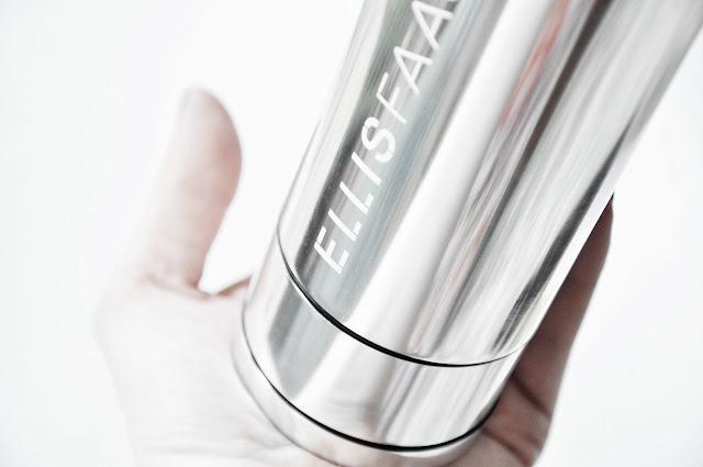 Ellis Faas тональная основа и пудра: Skin Veil S101 и Powder S401