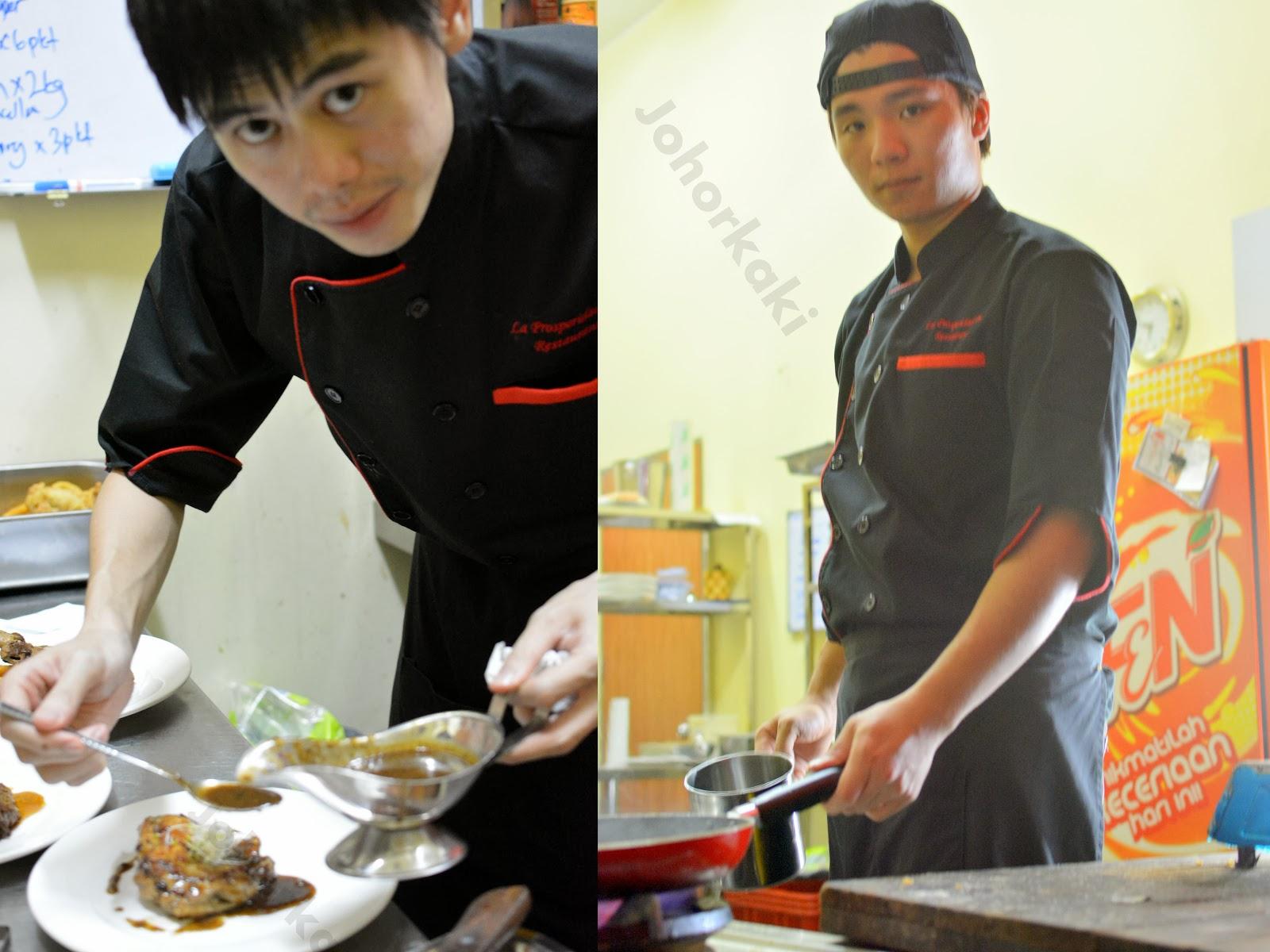 Johor Western Food Buffet at La Prosperidad De Restaurant 兴旺发