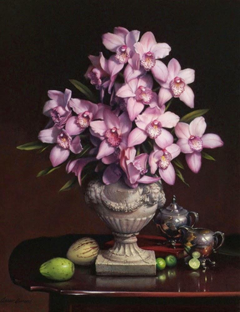 hiperrealismo-cuadros-de-flores-foto