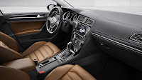 Seventh Generation Volkswagen Golf Side Interior