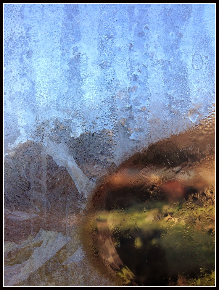 Nova Scotia; Frost; Window
