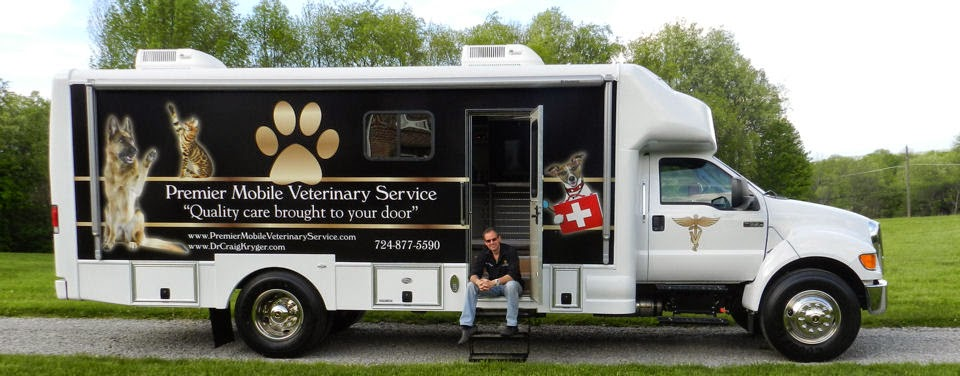 Premier Mobile Veterinary Service