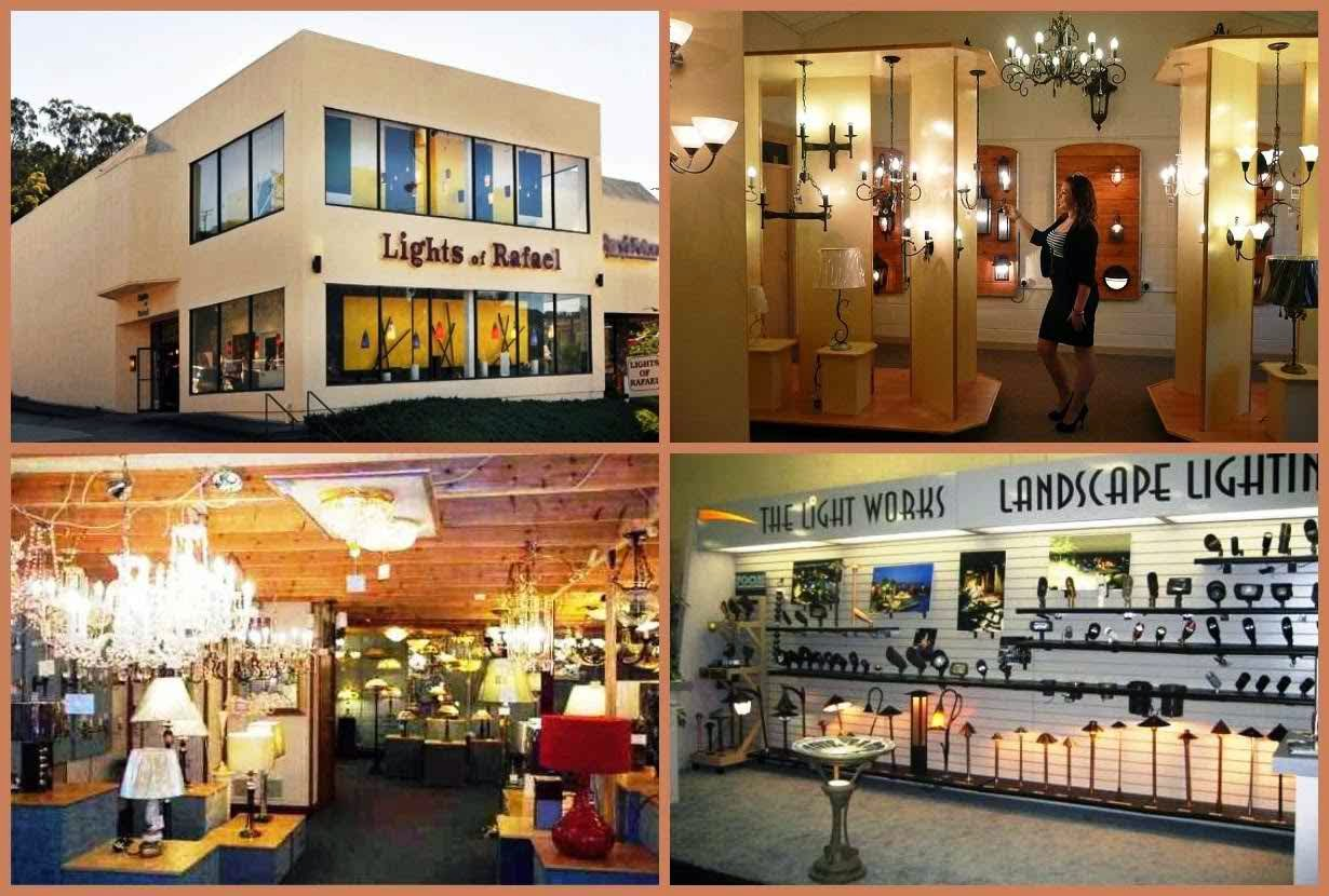 Lighting Showroom Business Ideas