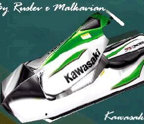 Kawasaki Jet Ski Gta San Andreas