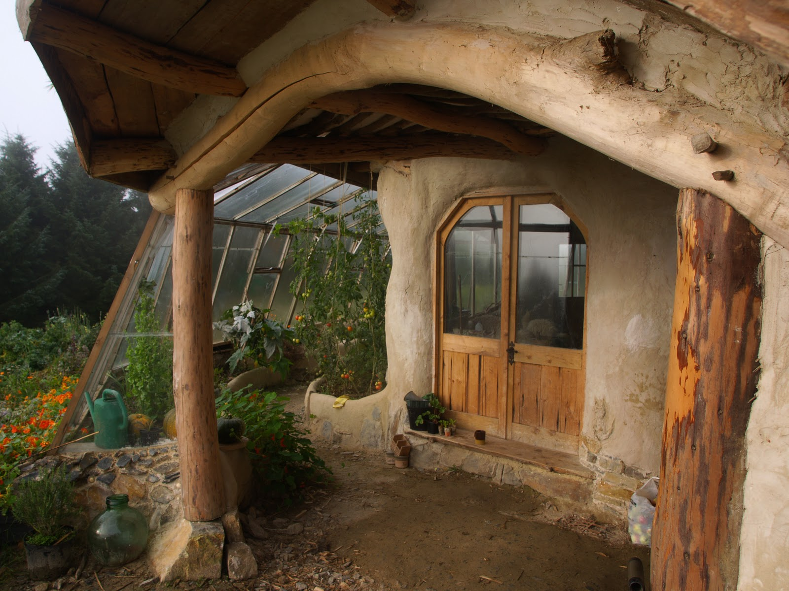 Eclectitude: A Hobbit House in Wales