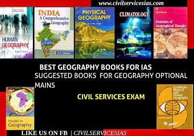 Best Geography Books For Ias Mains 2015 2016 Upsc Civil Services
