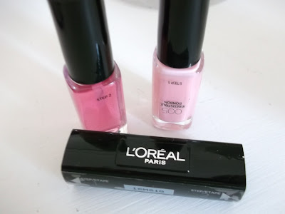 L'Oreal Paris infallible nail polish varnish review. no UV light required
