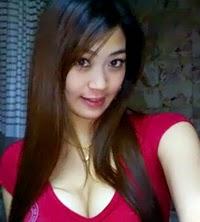 Gadis Cantik Kolor Merah