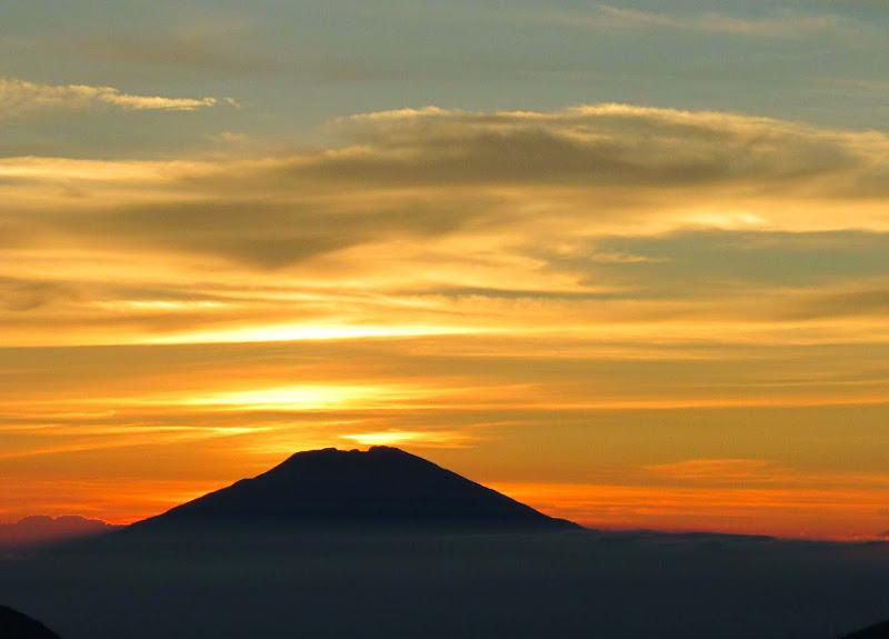 Sunrise Dieng Sikunir