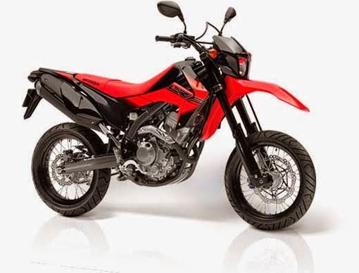2014 Honda CRF250M Specs and Price