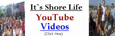 It`s Shore Life YouTube Video Channel
