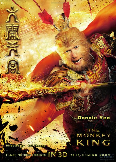 The Monkey King (2014) BluRay 720p BRRip 900MB