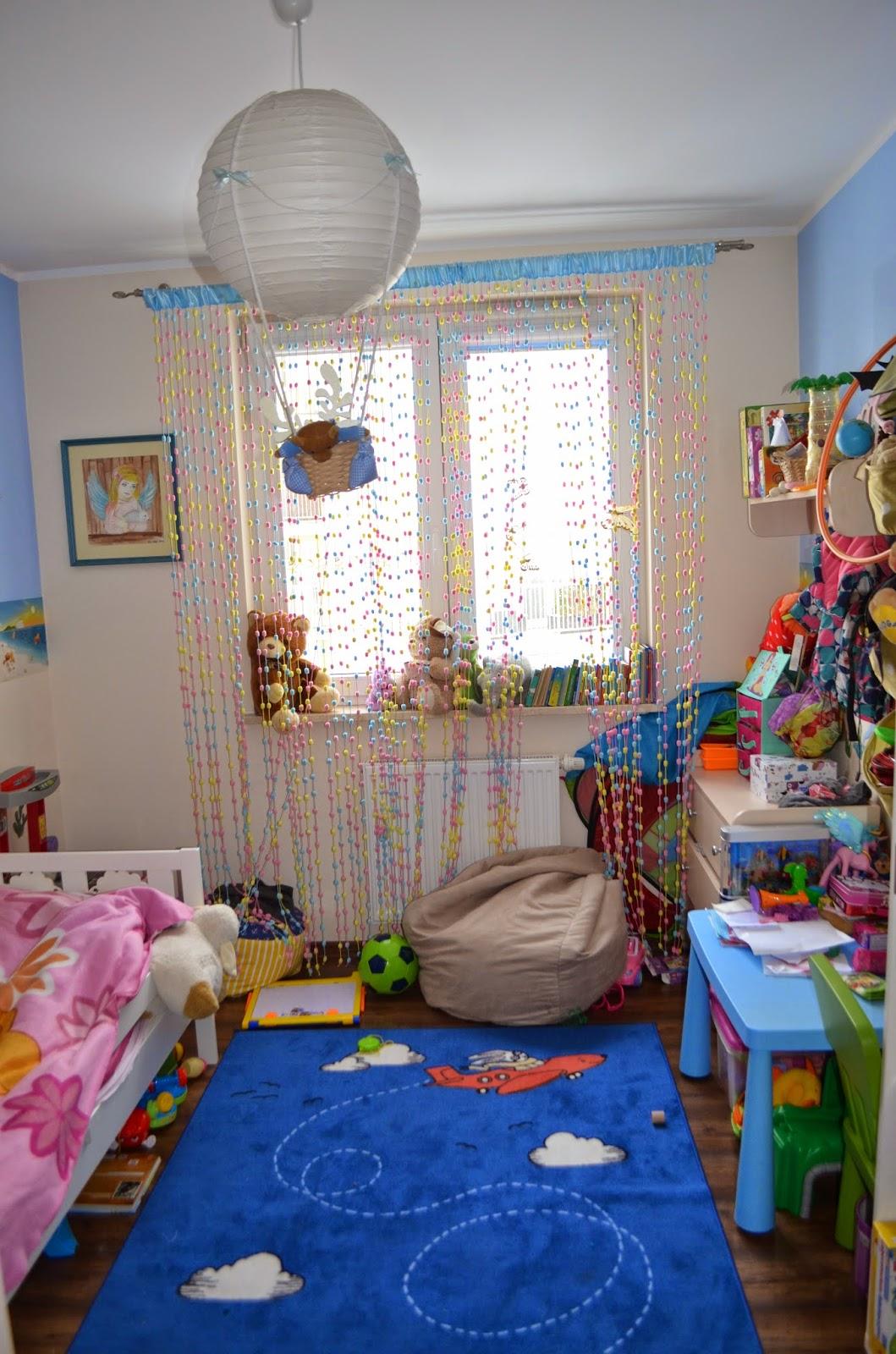 Metamorfoza pokoju dzieci
