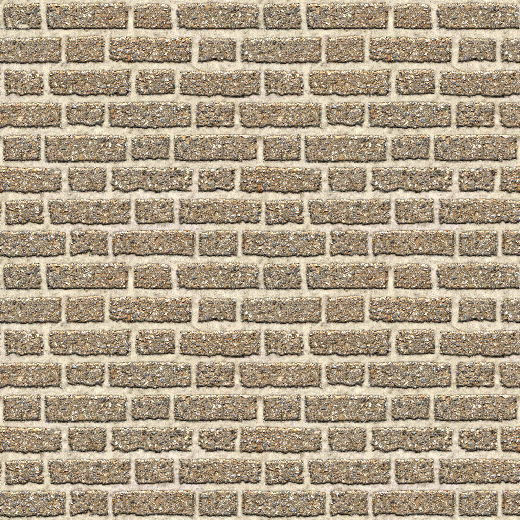 High Resolution Seamless Textures: New seamless brick