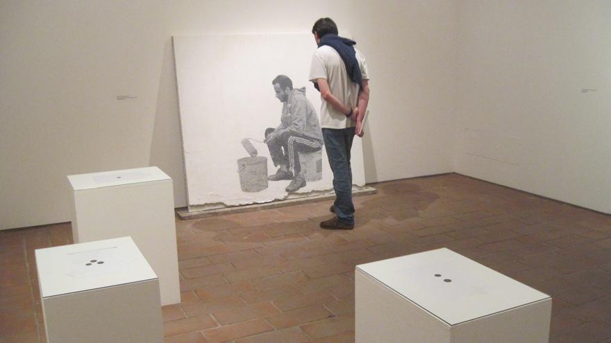 urba actu 39 peindre 39 avec des tampons dateurs par fr d ric pietrella exposition. Black Bedroom Furniture Sets. Home Design Ideas