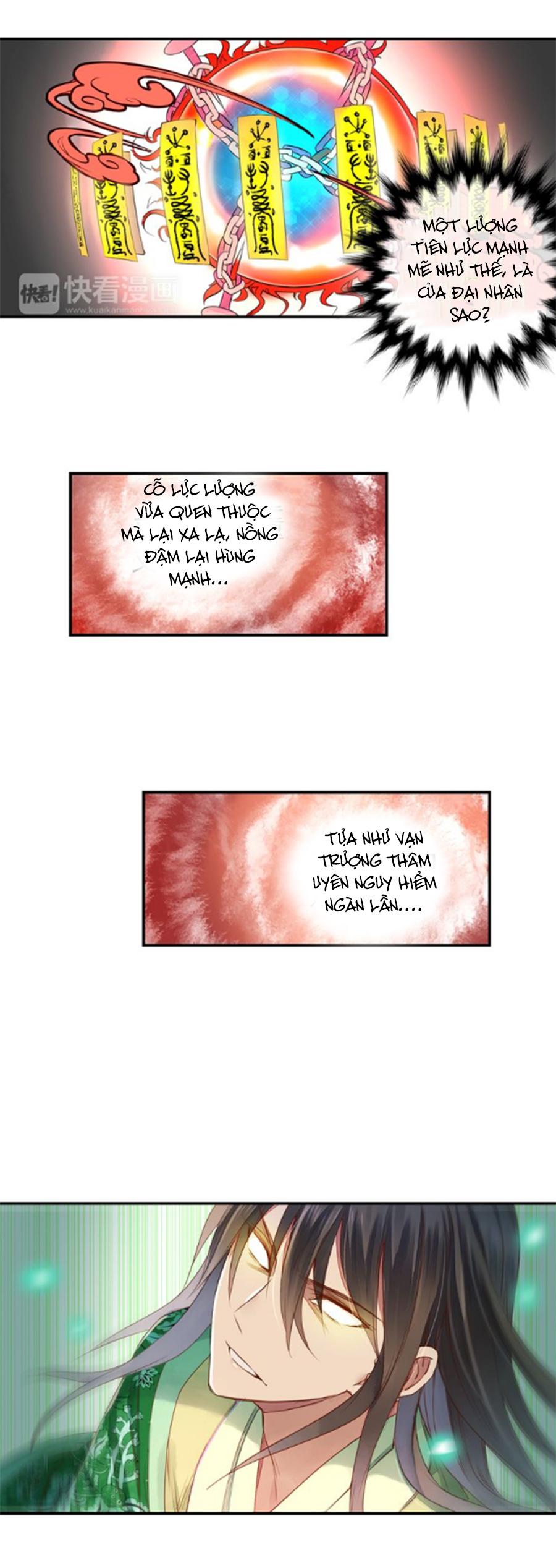 Sơn Thần và Tiểu Táo 2 - Chap 7