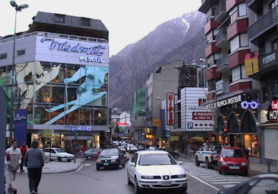 Visita a Andorra desde Grandvalira - que visitar