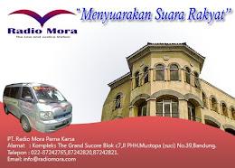 RADIO MORA FM (JABAR & SUMUT)