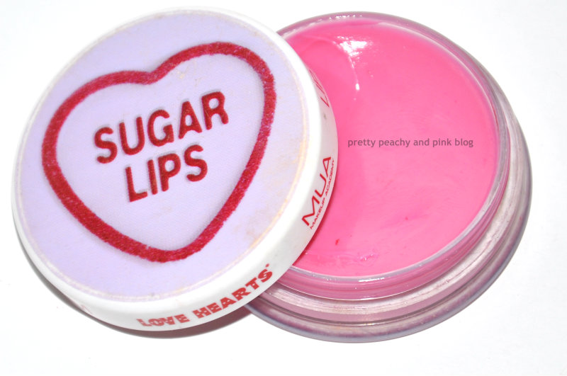 MAKE UP ACADEMY LIP BALM SUGAR LIPS