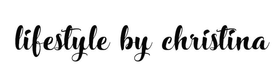 lifestyle by christina