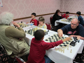 Hales Corners Chess Challenge April 2012