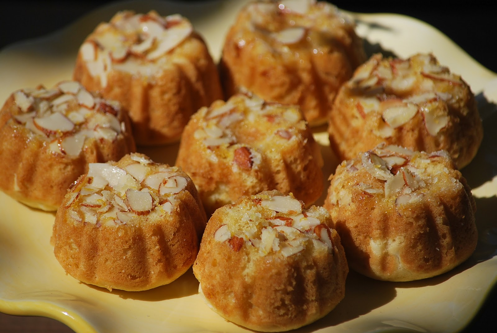 My story in recipes: Mini Cream Cheese Coffee Cake