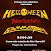 Helloween & Gamma Ray - 1 de Dezembro 2013