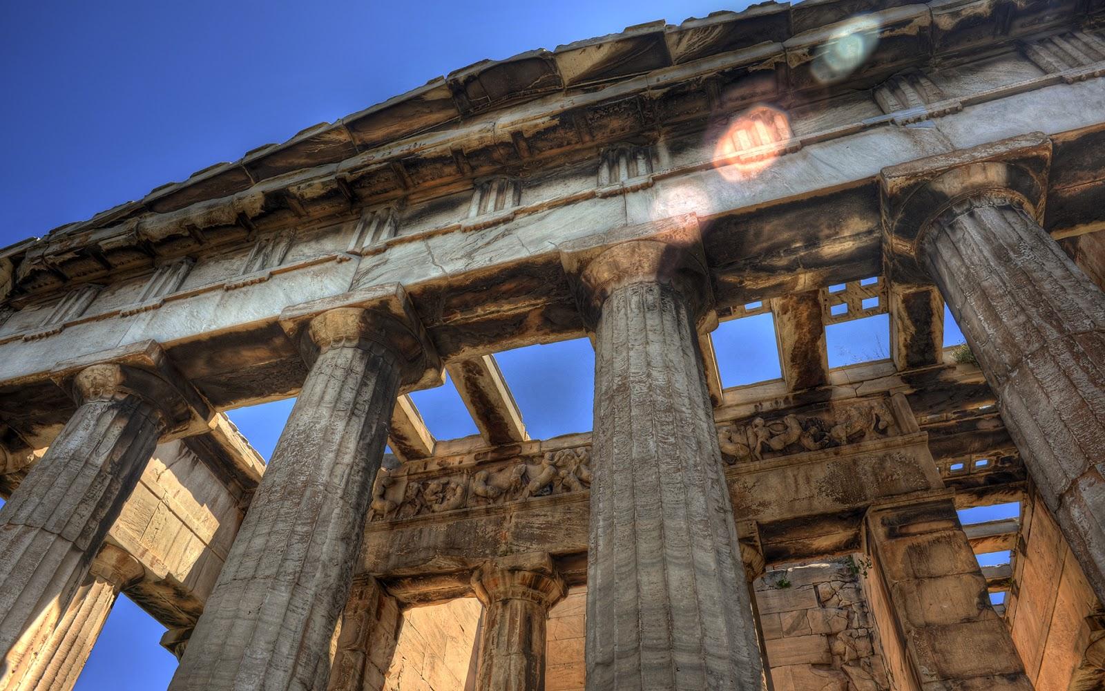 Temple of Hephaestus Athena