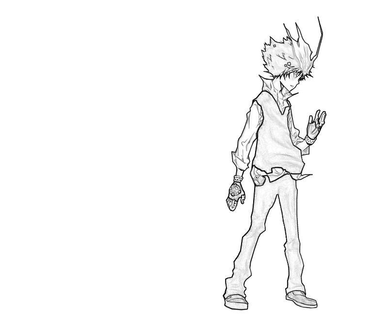 tsunayoshi-sawada-character-coloring-pages