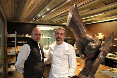 Esteban Capdevila y Pepe Solla. Blog Esteban Capdevila