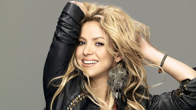 Shakira entre as cantoras de maior sucesso