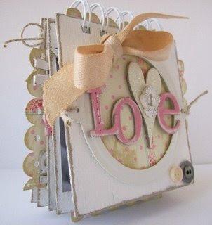 Manualidades f ciles y lindas ideas para el dia del amor - Manualidades album de fotos ...