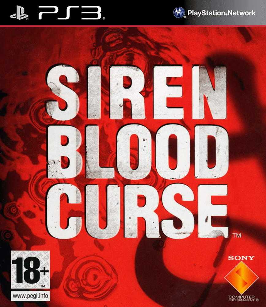 Siren Blood Curse PS3 ISO