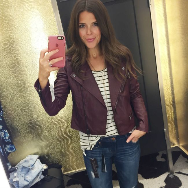 Nordstrom Anniversary Sale: Hits and Misses (Part 1) - Sophistifunk : quilted faux leather moto jacket - Adamdwight.com