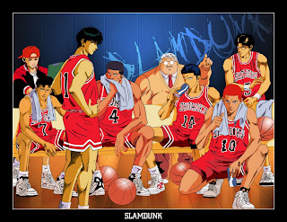 Slam Dunk Movie 3 - Shohoku's Greatest Challenge! Burning Hanamichi Sakuragi