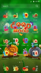 Screenshots of the Good Mood for Android tablet, phone.
