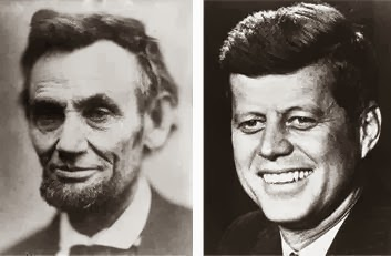 Mind Blowing Abraham Lincoln VS JFK