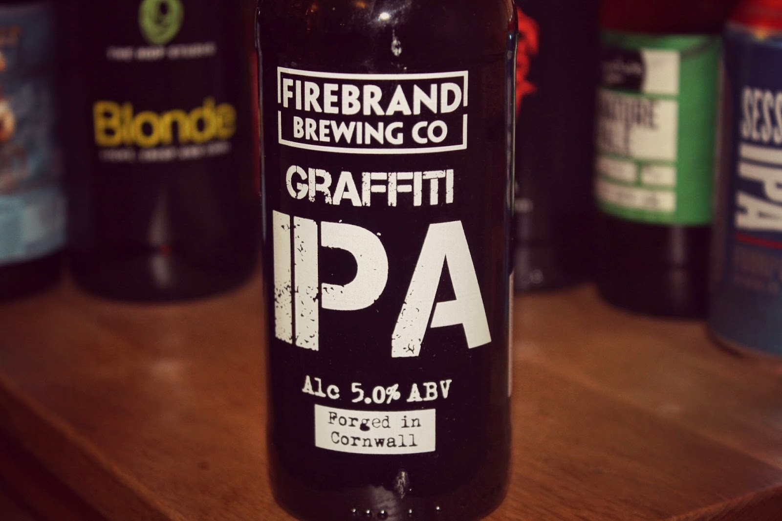 Firebrand Graffiti IPA Beer 52