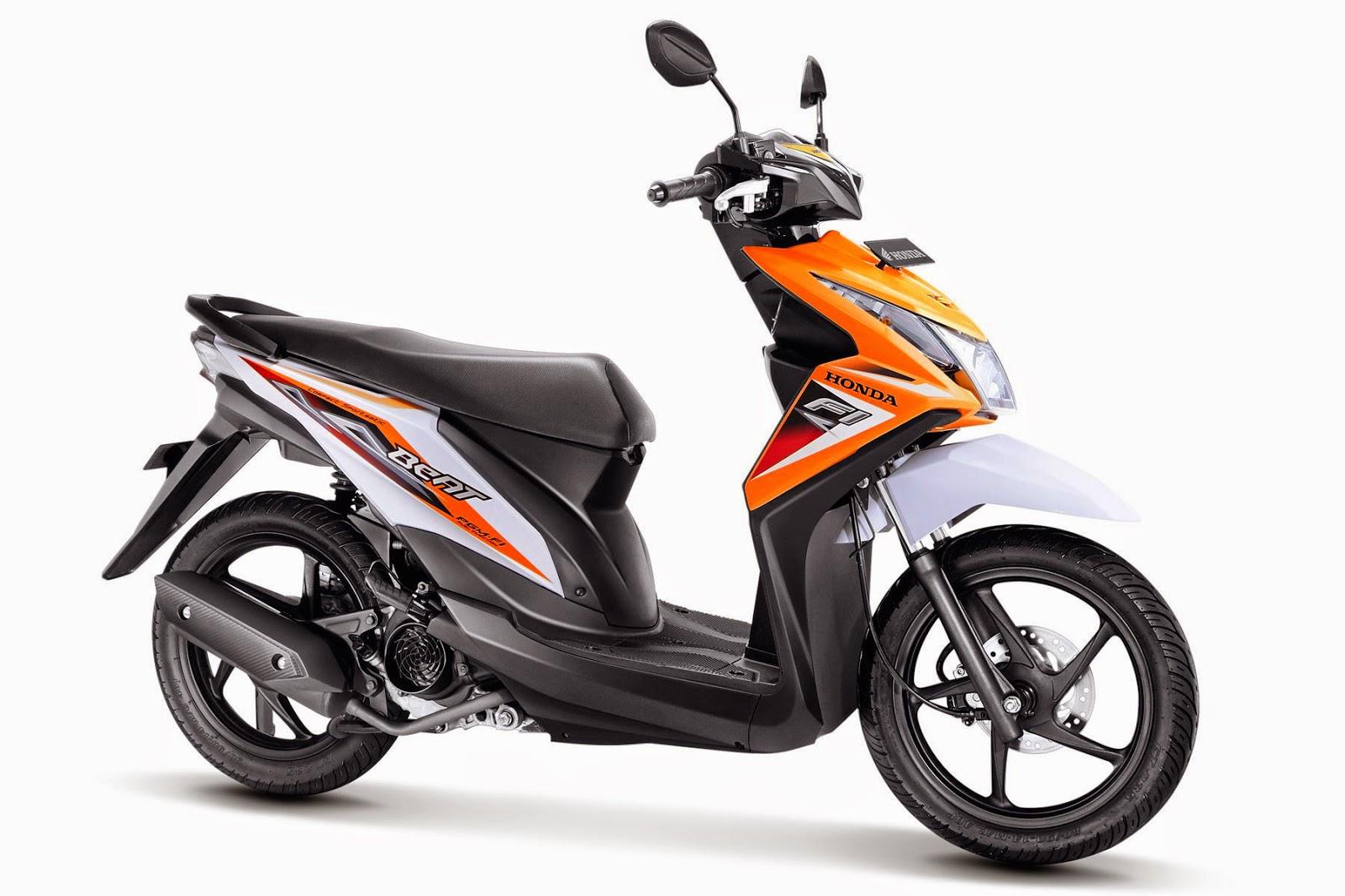 Harga Motor Honda BeAT FI Terbaru