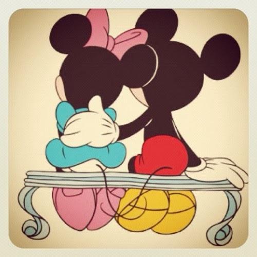 Imagenes de Mickey Mouse y Minnie, parte 4