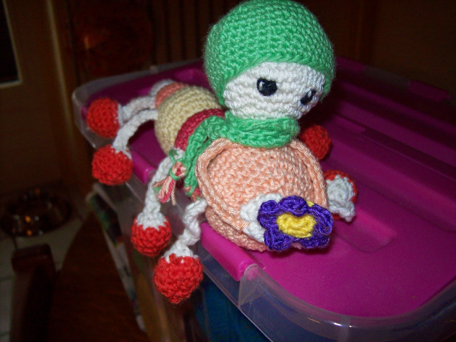 Amigurumi Monsters Tessa Van Riet : Aleidas Creaties: Amigurumis
