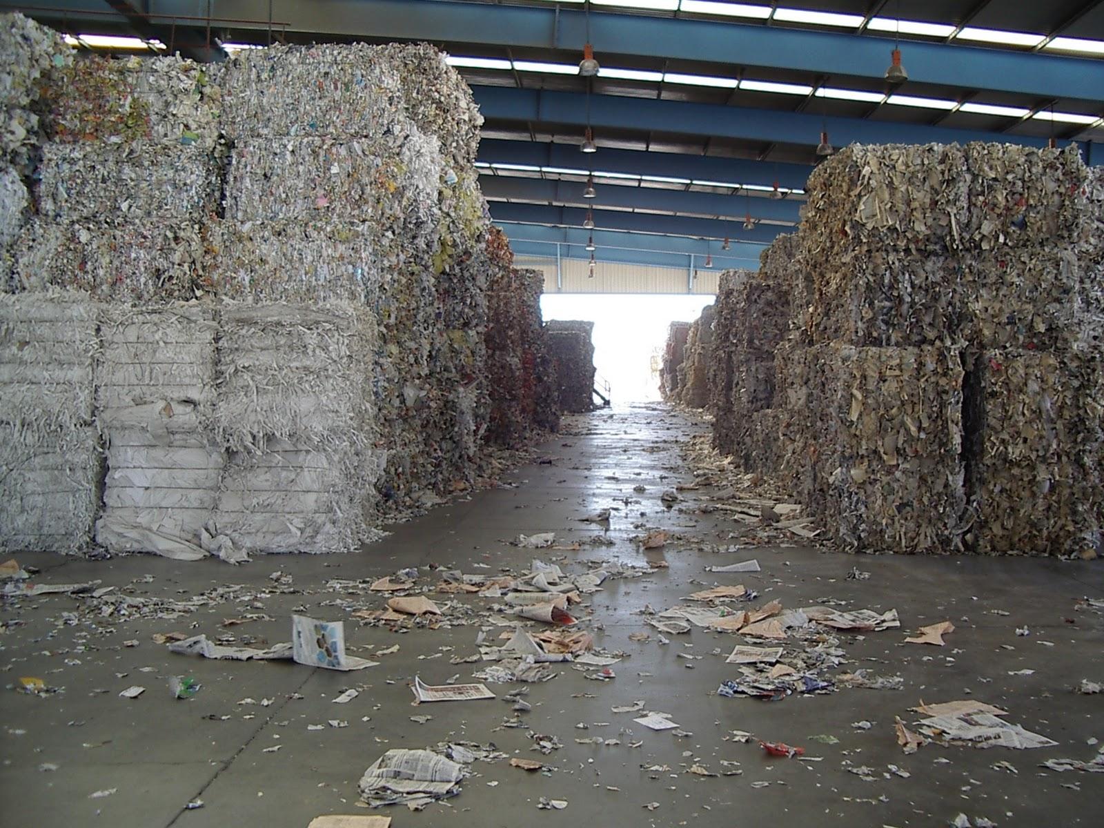 Economia circular y residuos recogidas casi 5 millones de - Reciclaje de la madera ...