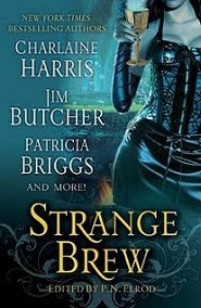 Strange Brew  --  Featuring Hecate's Golden Eye - a Vampire Files story!