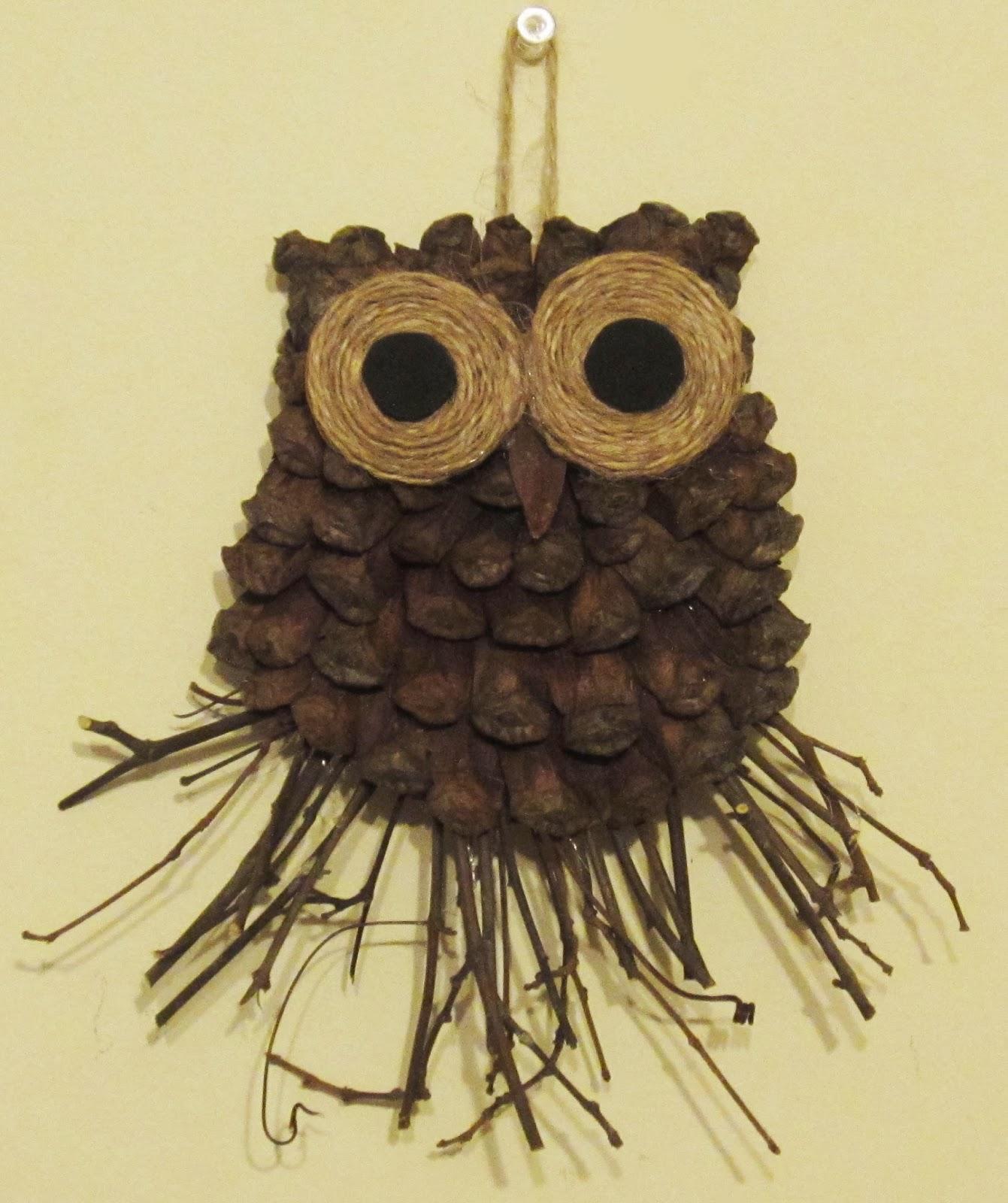 EasyMeWorld: DIY Owl Decorations